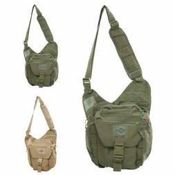 5ive Star Gear SSB-5S Tactical Shoulder Bag, Coyote