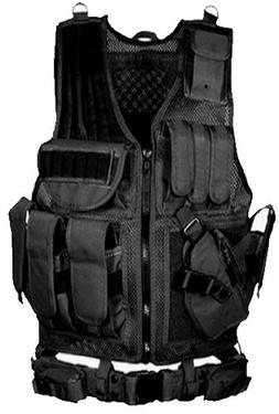 Ultimate Arms Gear Stealth Black Tactical Scenario Military