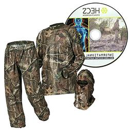 HECS Suit Deer Hunting Clothing with Human Energy Concealmen