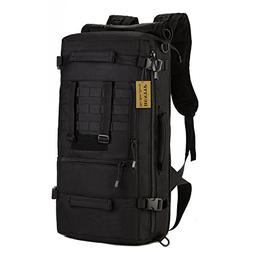 SUNVP Tactical Military MOLLE Assault Backpack Pack 3 Way Mo