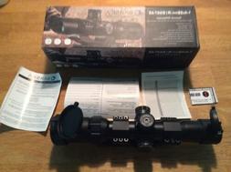 swat ar 1 4x28mm ir 30mm rifle