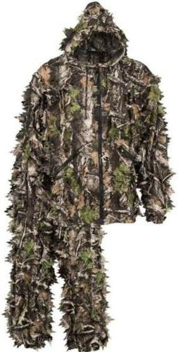 SwedTeam Super Natural Camouflage Leafy Hunting Suit XX-Larg