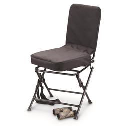 Guide Gear Swivel Hunting Chair Black 360 Outdoor Oversized