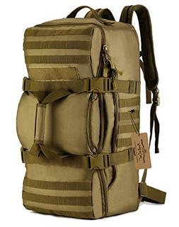 ArcEnCiel Outdoor Tactical Army Backpack Military Waterproof