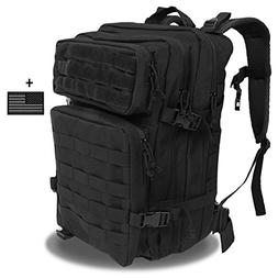 Z ZTDM Large Tactical Backpack Military 40L 3 Day Pack, Outd