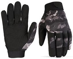 tactical finger gloves