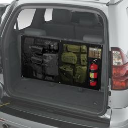 LIVABIT Tactical Gear Panel Organizer Patch Display Blanket