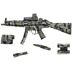 GunSkins Tactical Gear Skin Camouflage Kit DIY Vinyl Wrap 8""