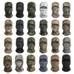 Tactical Hunting Balaclava Army Military SWAT Duty Gear Face