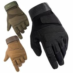 Tactical Hunting Gloves Military Combat Special Forces Polic