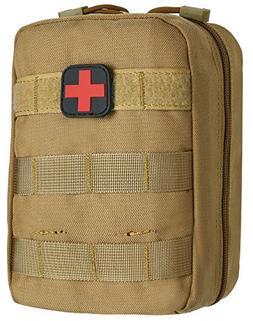 ArcEnCiel Tactical MOLLE EMT Medical First Aid IFAK Blowout