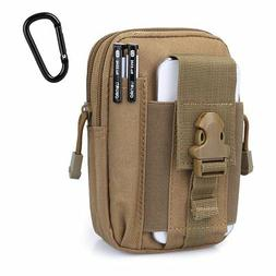tactical molle pouch compact edc purse utility
