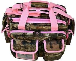 Explorer Tactical Padded Gun Range Multipurpose Bag Mossy Oa