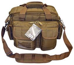 Large Tactical Padded Range & Duty Gun Shoulder Bag