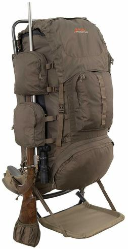 Tactical Rifle Backpack Hunting Camping Full Gear w/ Frame P