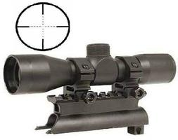 Ultimate Arms Gear Tactical SKS 4x30 mm Mil Dot Reticle Rifl