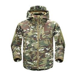 TAD V4.0 Camouflage <font><b>Jacket</b></font> Lurker Shark