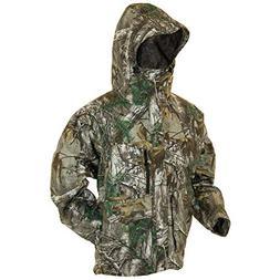 toadz toad rage rain jacket realtree xtra