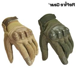 ReFire Gear Touch Screen Tactical Army Gloves Men Hunting Ai