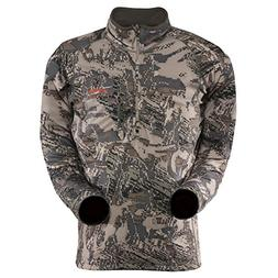 Sitka Gear Men's Traverse Zip-T Insulated Shirt, Optifade Op