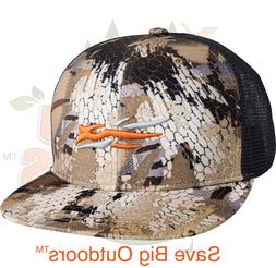 Sitka Gear Trucker Cap Hat Waterfowl Marsh Optifade Camo - 9
