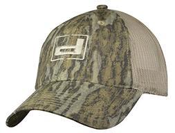 BANDED Trucker Cap, Bottomland/Brown Mesh, w/b Logo