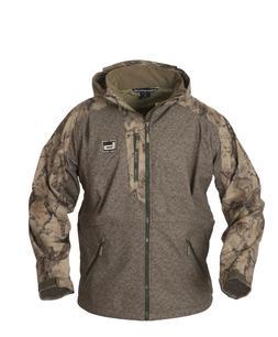 Banded Tule Lake Full Zip Jacket Waterproof Hooded Coat Natu