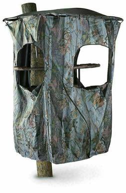 Guide Gear Universal Tree Stand Blind Kit Deer hunting Big G