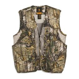 Browning Upland Game Vest, Realtree Xtra, Large