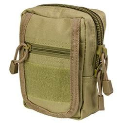 Vism by Ncstar Small Utility Pouch - Tan - CVSUP2934T