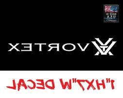 Vortex Optics Decal Sticker Outdoors Hunting & Shooting Gear