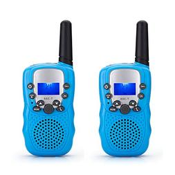 Toys for 4-5 Year Old Boys,OMWay Walkie Talkies for Boys age