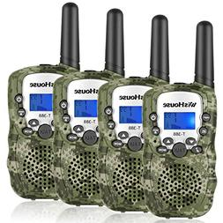 WisHouse Walkie Talkies for Kids,Popular Toys for Boys and G