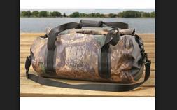 Guide Gear Waterproof Dry Bag Duffel CAMO Hunting Camping Fi