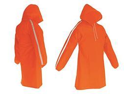 AllWeatherWare Waterproof Rain Poncho for Men & Women - Ligh
