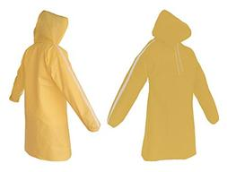 Waterproof Rain Poncho for Men & Women by AllWeatherWare –