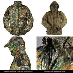Waterproof Windproof Camouflage Fleece Hunting Gear Frontier
