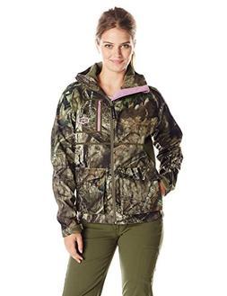 Yukon Gear Women's Waylay Softshell Hunting Jacket, Mossy Oa