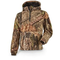 Guide Gear Men's Whist Pullover Hunting Jacket with W3 Fleec