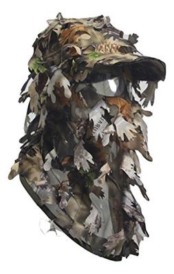 North Mountain Gear Wicked Woods Camouflage Full Cover Leafy