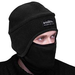 Winter Thermal Hats-Balaclava Fleece Hood-Windproof Cold Wea