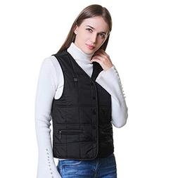 FZ-Kostum Winter Warm Down Cotton Heated Vest Women Vest 3 L