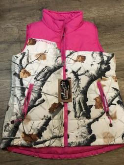 womens small original deer gear lightweight jacket