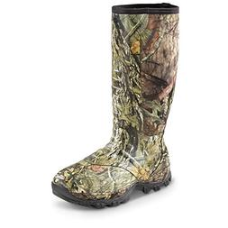 Guide Gear Men's Wood Creek Insulated Rubber Hunting Boots,