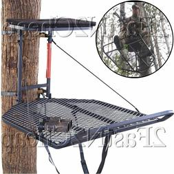 "Guide Gear XL 30"" x 36"" Hang-On Bow Hunting Tree Stand 300 L"