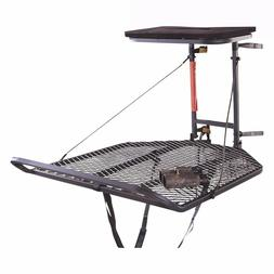 """Guide Gear XL 30"""" x 36"""" Hang-On Bow Hunting Tree Stand 300 L"""