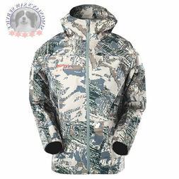 Sitka Gear Youth Cyclone Jacket Optifade Waterfowl / Open co