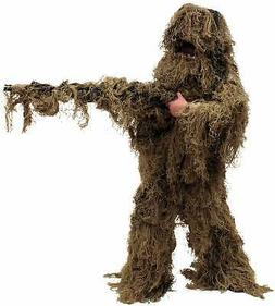 Red Rock Outdoor Gear Men's Youth Ghillie Suit, Desert Camou