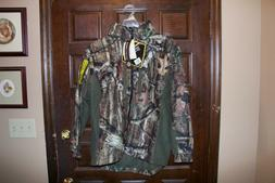 Yukon Gear Men's Waterproof Camo Parka with Scent Control -